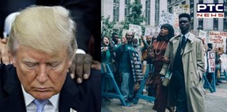 Netflix Series, When They See Us, Donald trump, United States