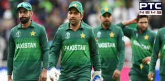 That's all for Pakistan! ICC Cricket World Cup 2019