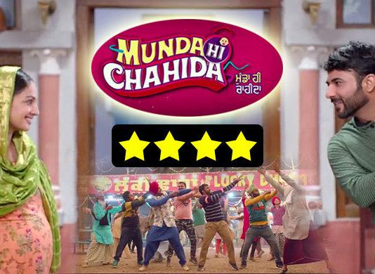 Munda Hi Chahida Review: Harish Verma, Rubina Bajwa starrer is an entertainment packet