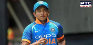 Prithvi Shaw handed over the suspension by BCCI, following the dope test