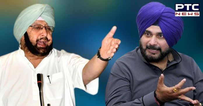 Why Navjot Singh Sidhu resigned from Punjab Cabinet? Here are the reasons