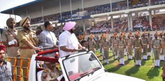 Capt Amarinder Warns anti national forces against attempt to destroy peace