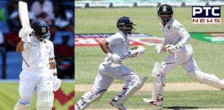 India vs West Indies 1st Test Day 1 Highlights: Rahane, Rahul brought team back on the track