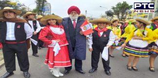 Pan Am Games Lima 2019: Meet Partap Singh of Peru
