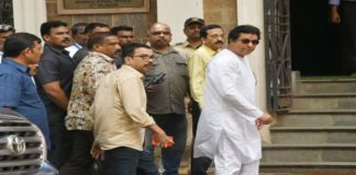 MNS Chief Raj Thackeray