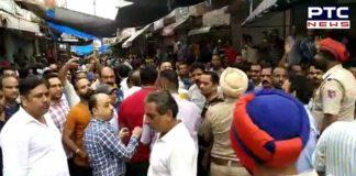 Delhi Historical Shri Guru Ravidas temple demolished Nawanshahr Ravidas community and Hindu organizations Between Clash