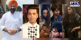 DSGMC President Manjinder Singh Sirsa asks Police to file FIR against Actors who featured in Karan Johar video
