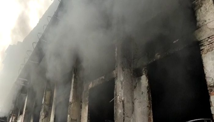 Cooler Factory Fire 1