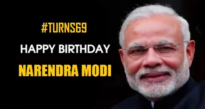 Happy Birthday Narendra Modi: Lesser-known facts about the 14th Prime Minister