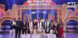 Mr Punjab 2019 Grand Finale: Randeep Singh is Mr. Punjab 2019