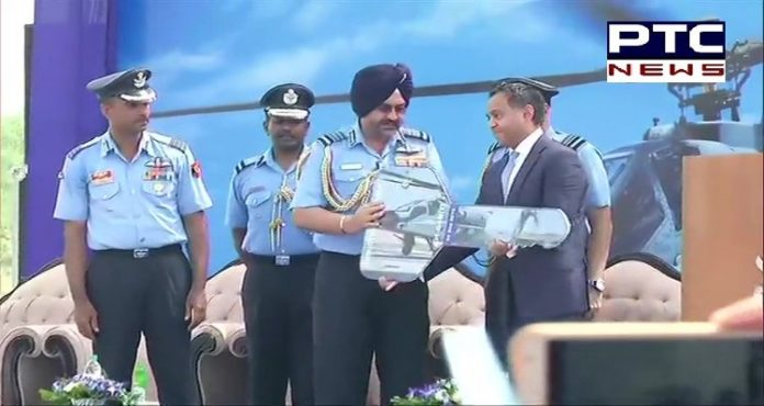 Punjab: Indian Air Force gets 8 Apache Choppers for Pathankot Air Base