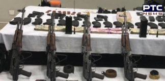 Punjab Police busts terror module backed by Pak & Germany based group