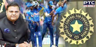 Fawad Hussain Chaudhary, Sri Lankan players, T-20