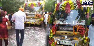 International Nagar Kirtan welcomed with huge prosperity at Jamshedpur