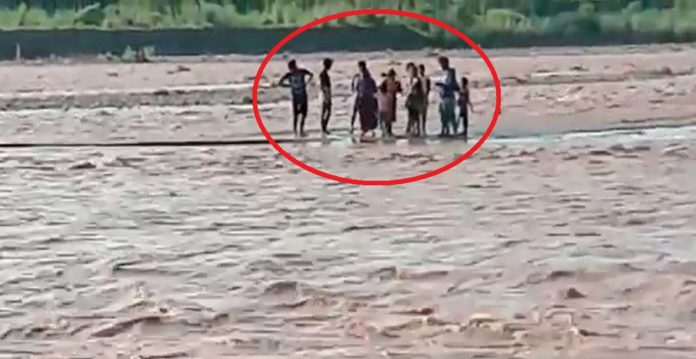 Ghajjar River 1