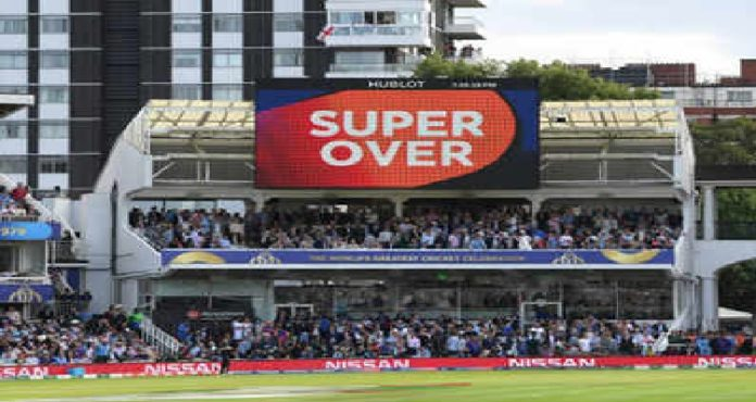 In the wake of World Cup final drama, ICC changes Super Over rule