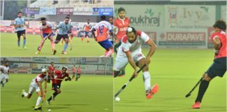 36th Indian Oil Servo Surjit Hockey Tournament