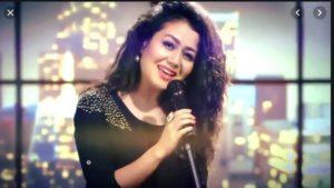 Indian singer Neha Kakkar shared childhood photo On Instagram
