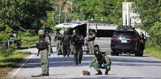 15 killed in an attack in Thailand's Muslim-majority south