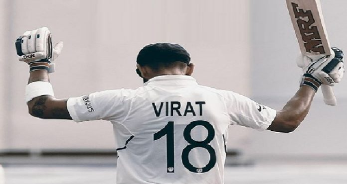 India vs Bangladesh 2nd Test: Virat Kohli smashes his 27th Test century