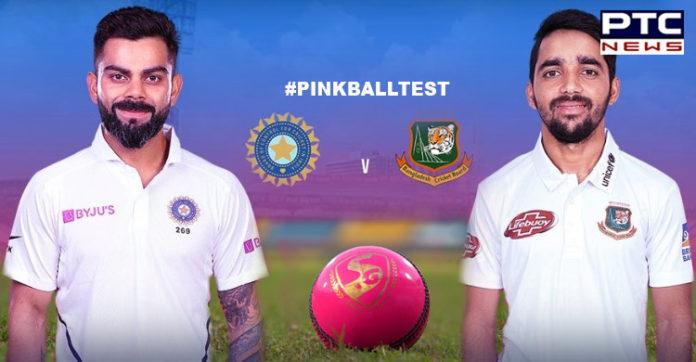 India to take on Bangladesh in historic Day-Night Test at Kolkata | India vs Bangladesh 2nd Test