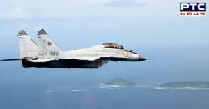 MiG-29K fighter aircraft crashes in Goa , pilots eject safely