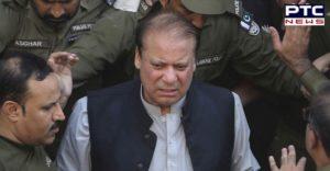 Pakistan EX PM Nawaz Sharif flown to London for treatment