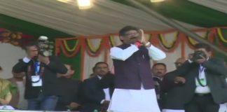 Hemant Soren takes oath as the Chief Minister of Jharkhand