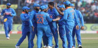 BCCI names India's ODI squad against Australia 2020