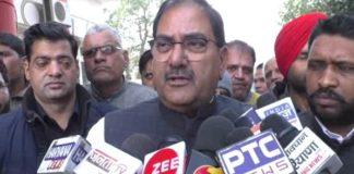 INLD leader Abhay Chautala Attacks on Deputy CM Dushyant Chautala hi