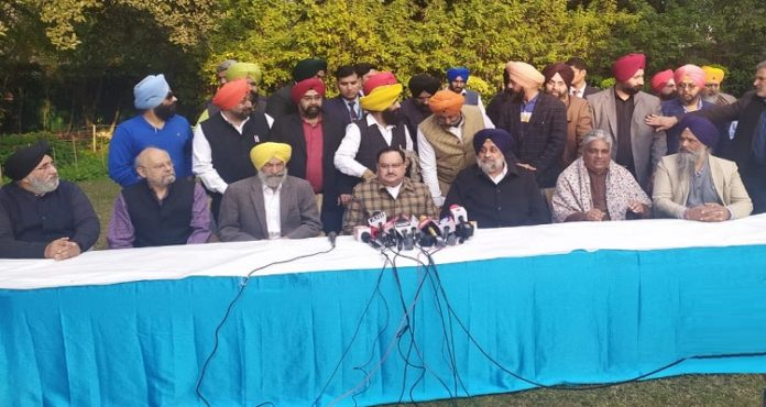 Shiromani Akali Dal , Delhi Assembly Elections 2020 , Sukhbir Singh Badal