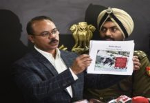 JNU violence: Delhi Police names nine suspects including JNUSU chief Aishe Ghosh
