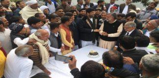 Deputy CM Dushyant Chautala Assures for development works in Uchana