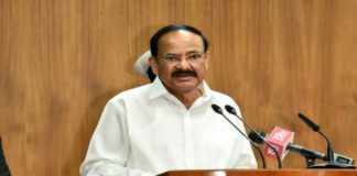 External interference in India's internal affairs undesirable: Vice President