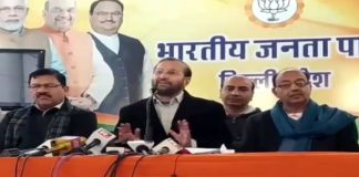 BJP blames AAP and Congress for violence against CAA in Delhi