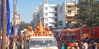 Baba Deep Singh Ji Nagar Kirtan