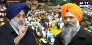 Prof Chandumajra affirms he is firmly with SAD President Sukhbir Singh Badal