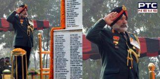 Western Command celebrates 72ndArmy Day at Chandimandir
