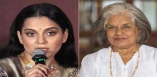 Kangana Ranaut on senior lawyer Indira Jaising's statement