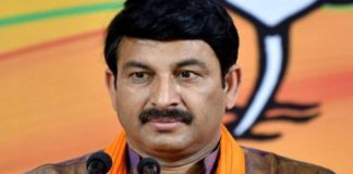 Manoj Tiwari raised questions Over protest in Shaheen Bagh