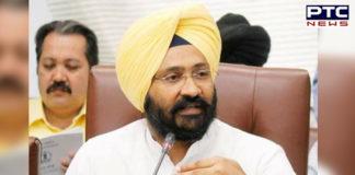 Parminder Singh Dhindsa Resignation of Akali Dal leader in Vidhan Sabha