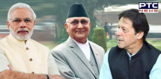 Nepal Sagarmatha Sambaad , PM Narendra Modi , Pakistan Imran Khan