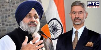 SAD delegation led by Sukhbir Singh Badal to meet EAM to take up the issue of security of Sikhs in Pakistan