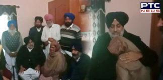 Sukhbir Singh Badal At Behbal Kalan