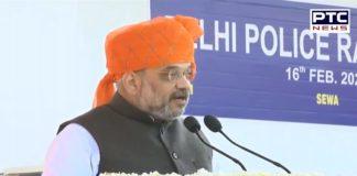 Amit Shah Speaks On 73rd Foundation Day Celebration of Delhi Police