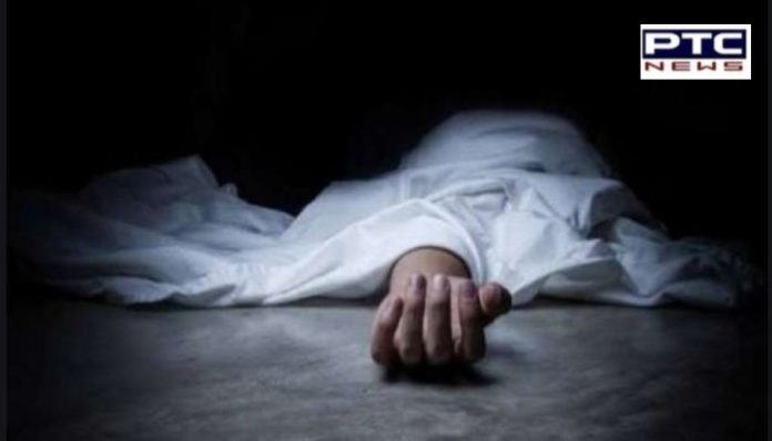 Amritsar person Death body found in Bus stand Near hotel