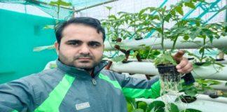 Haryana News | Young farmer quit engineer job and start farming