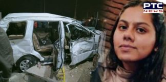 Road Accident In Banga Girl Dead