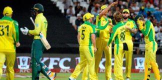 Australia Beat South Africa By 97 Runs