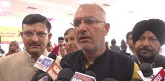 Karnal MP Sanjay Bhatia attacked on Bhupinder Singh Hooda